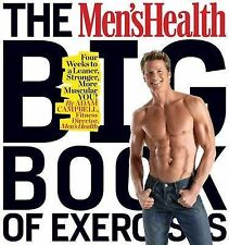 The Men's Health Big Book of Exercises by Adam Campbell (Paperback 2010)