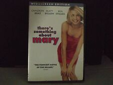 DVD MOVIED, THERE'S SOMETHING ABOUT MARY, CAMERON DIAZ