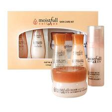 Etude House Moistfull Collagen Skin Care 4PCS Kit(Toner,Emulsion,Essence,Cream)