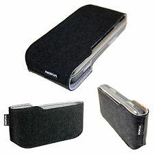Genuine Nokia CP-323 Pouch (02716J3) - Black