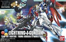 NEW Bandai HG Build Fighters 040 LIGHTNING Z GUNDAM 1/144 kit From USA