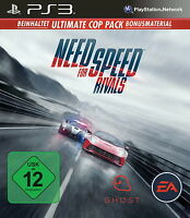 Need for Speed: Rivals - Limited Edition - PlayStation 3 - PS3 * wie neu *