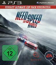 Need For Speed: Rivals -- Essential Edition (Sony PlayStation 3, 2013, DVD-Box)