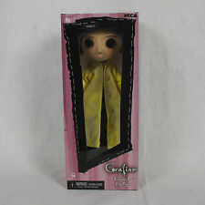 "NECA CORALINE The Movie 10"" Prop Replica Doll Action Figure Sealed NEW"