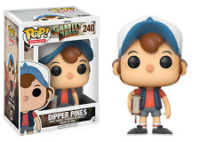 FUNKO POP! ANIMATION GRAVITY FALLS DIPPER PINES FIGURE (PREORDER)