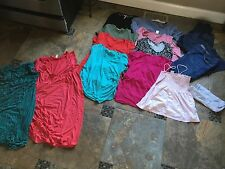 Lot Of Maternity Clothes-size Large/x Large