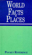 World Facts and Places (Pocket Reference) Nancy belmann Very Good Book