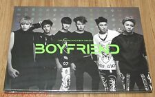 BOYFRIEND 너란 여자 Obsession 2nd Mini Album PHOTOCARD + CD WITH FOLDED POSTER NEW