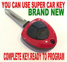 Ferri STYLE KEY REMOTE FOR 2001-06 ACURA RSX KEYLESS ENTRY TRANSPONDER CHIP FOB