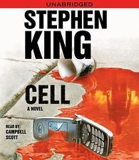 Cell Stephen King Books-Good Condition