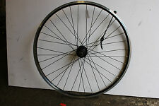 "27.5"" 650B REAR DISC BRAKE MTB BIKE WHEEL DOUBLE WALL RIM BLACK 8 9 10 Speed"
