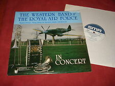 WESTERN BAND OF THE ROYAL AIR FORCE LP Military RAF
