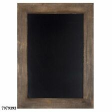 Rustic Framed Wood Chalkboard   CHALKBOARD SIGN  HUGE