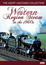 The Geoff Holyoake Collection - Western Region Steam 1960s New DVD Steam Engines