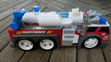 "22"" Matchbox  Fire Engine Truck W/ Lights & Sound"