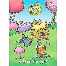 LORAX A Tree for Me! (Brand New Paperback) Golden Books Staff