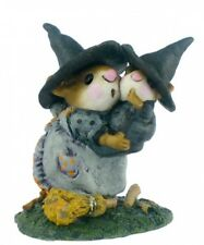 Wee Forest Folk M-69a The Plight of the Broken Broom