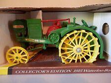 JOHN DEERE 1915 MODEL 'R' WATERLOO BOY TOY TRACTOR; 1/16 SCALE