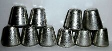 TIN metal element - 99.9%  - SOLID CONES x 10 ~ bundle #2 ~ 546g