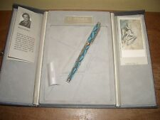 ELYSEE VERNISSAGE IMPRESSION 2 FOUNTAIN PEN  NEW IN BOX MANFRE EBERHARD ART PEN