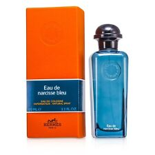 Eau de Narcisse Bleu by Hermes for Unisex 3.3 oz EDC Spray Brand New