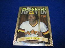 1997 Topps Tony Gwynn  flashback baseball card  Padres