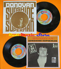 LP 45 7'' DONOVAN Sunshine supermann The trip 1999 PEACE & LOVE cd mc dvd*