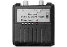Maxview MXL013 Digital Signal Finder Strength Meter for Caravan Truck Boat Lorry