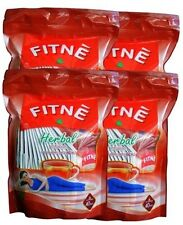 FITNE HERBAL SLIMMING TEA ORIGINAL 4X40 BAGS WEIGHT LOSS FREE SHIPPING