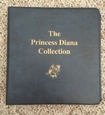 "THE PRINCESS DIANA COLLECTION /""190 NEW Pages""/Stamp Album/LOOK!!!!"