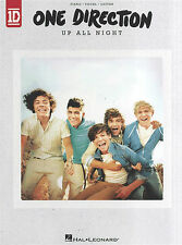 ONE DIRECTION - UP ALL NIGHT For Piano Vocal Guitar PVG Music Book Songbook 1D