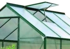 POLYCARBONATE ROOF SHEET FOR GARDMAN GREENHOUSE (J1-5) 617 x 1140mm
