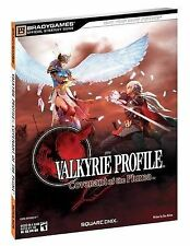 VALKYRIE PROFILE: Covenant of the Plume Official Strategy Guide-ExLibrary