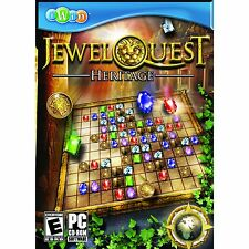 Jewel Quest IV Heritage 4 PC Games Windows 10 8 7 Vista XP Computer gem match