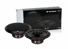 "ROCKFORD FOSGATE 6 1/2"" 3 Way Car Speakers Pair New 6.5"" R165X3"
