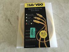 XLO Electric VDO ER-1C  1 meter RCA-RCA Coaxial Video Cable