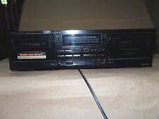 Pioneer CT-W208R STEREO DOUBLE CASSETTE DECK