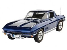 1965 Corvette Sting Ray, Revell 07434 coche kit modelo 1:8