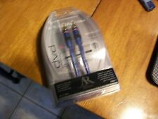 ACOUSTIC RESEARCH 6 FT. DIGITAL COAX GOLD PLATED RCA CABLE DVD ( BRAND NEW )