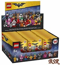 71017 LEGO® komplettes - Display versiegelt -THE LEGO® BATMAN MOVIE! 60 Tüten