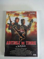 Artigli di tigre il ritorno - DVD Nuovo