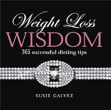 Weight Loss Wisdom: 365 Successful Dieting Tips-ExLibrary