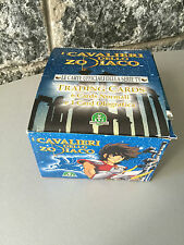 CAVALIERI DELLO ZODIACO Saint Seiya Trading Cards 36 pcs With box TOEI