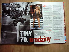 TINA TURNER, ANNA MUCHA in Show 26/2009 Polish magazine