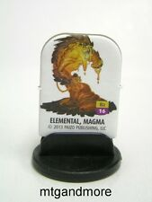 Pathfinder Battles Pawns / Tokens - #016 Elemental, Magma - Bestiary Box 2