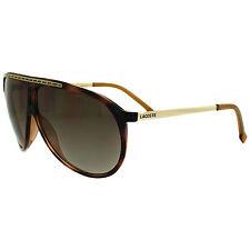Lacoste Sunglasses L653S 214 Havana & Gold Brown Gradient