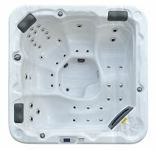 Eden 520 - 15 amp Large Portable 5 Seater Outdoor Spa Pool Hot Tub Free Spa Bag