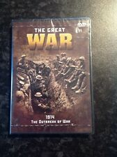 The Great War 1914 The Outbreak Of War (new and sealed)