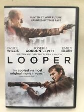 LOOPER, DVD, WILLIS, BLUNT