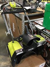 Special Blow out Price $329.95 Special-Ryobi 40 Volt Snow Blower & Free Shipping